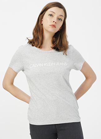 Calvin Klein Gri T-Shirt