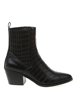 Vero Moda Vmtoa Boot Siyah Topuklu Bot