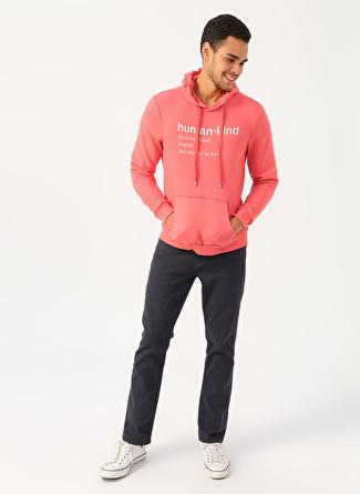 Aeropostale Antrasit Düz Paça Erkek Denim Pantolon
