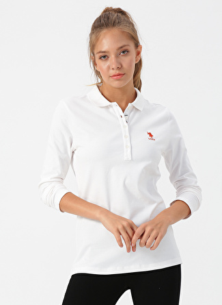 U.S Polo Assn. Ekru Sweatshirt