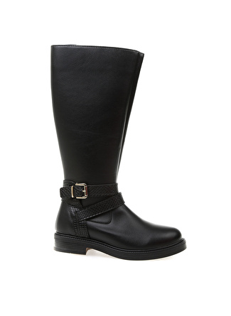 Fabrika Siyah Çizme