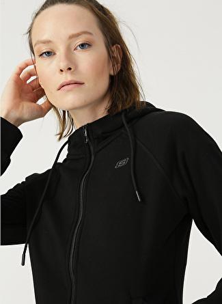 Skechers W Lw Fleece Fz Hood Jacket Sweatshirt