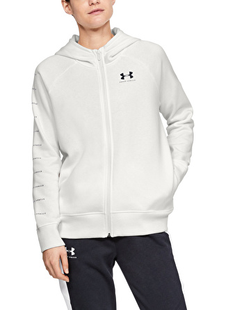 Under Armour Rival Fleece S-Style Lc Sleeve Grph Sweatshirt