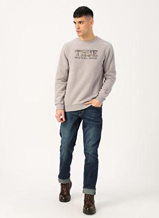 Mustang Washington Dark Wash Denim Pantolon