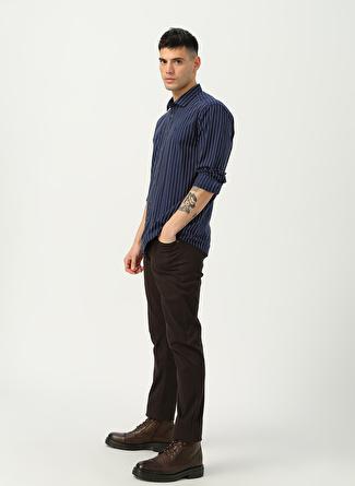 U.S Polo Assn. Koyu Kahve Pantolon