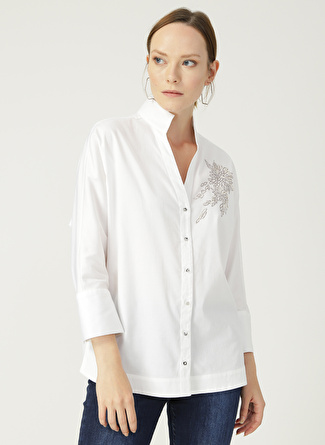 Network Beyaz Gömlek