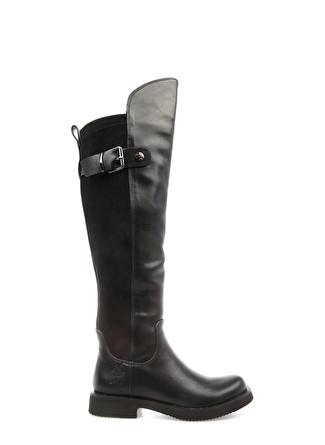U.S Polo Assn. Siyah Çizme