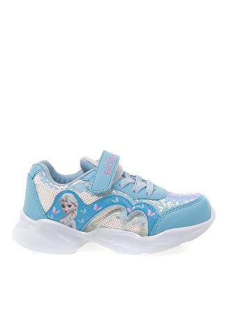 Pink Step Frozen Yürüyüş Ayakkabısı