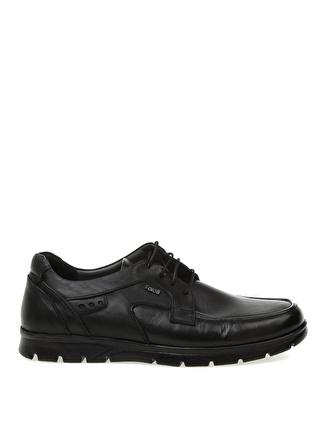 Forelli Siyah Günlük Ayakkabı