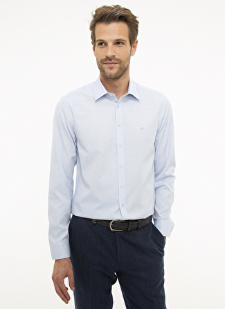 Pierre Cardin Açık Mavi Gömlek