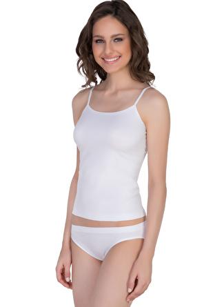 Penti Beyaz İç Giyim Atlet