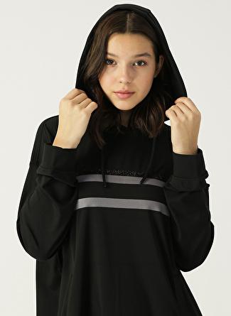Pierre Cardin Siyah Sweatshirt