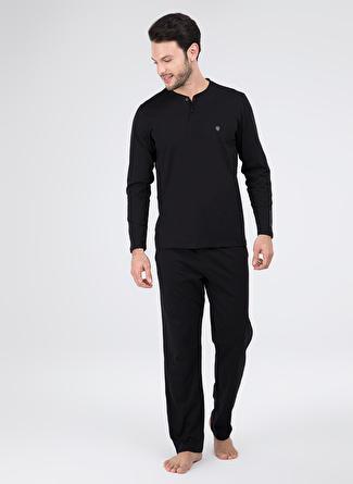 Blackspade Siyah Pijama Takımı