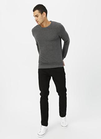 Cazador Siyah Denim Pantolon