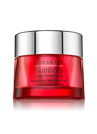 Estee Lauder Nutritious Super Pomegranate Radiant Energy Night Creme 50 ml Nemlendirici