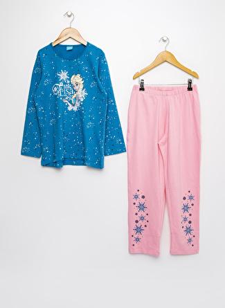 Roly Poly Pembe Pijama Takımı