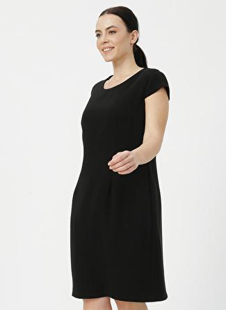 Ekol Siyah Elbise
