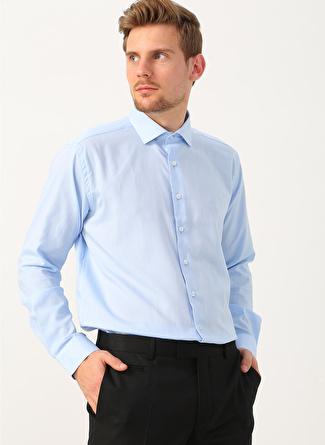 İgs Açık Mavi Gömlek