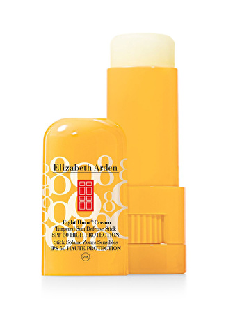 Elizabeth Arden Eight Hour Cream Targeted Sun Defense Stick Spf 50 High Protection Pa +++ 9 ml Dudak Koruyucu