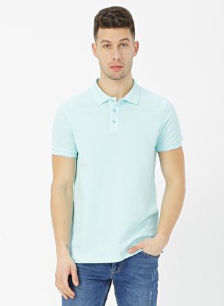 Limon Company Açık Mint Polo T-Shirt