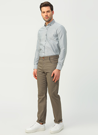 Fabrika Comfort Haki Chıno Pantolon