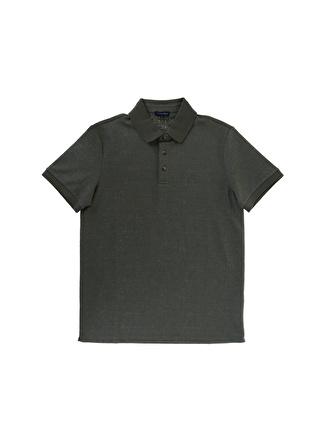 Fabrika Haki Erkek Polo T-Shirt