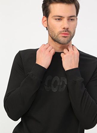 Fabrika Siyah Erkek Sweatshirt