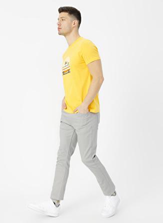 Limon Company Açık Gri Chıno Pantolon