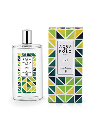 Aqua di Polo 1987 Lime Eau de Cologne 200 ml Kolonya