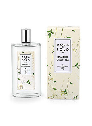 Aqua di Polo 1987 Bamboo Green Tea Eau de Cologne 200 ml Kolonya