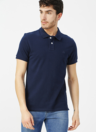 Aeropostale LACİVERT Polo T-Shirt