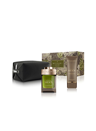Bvlgari Man Wood Essence Parfüm Set