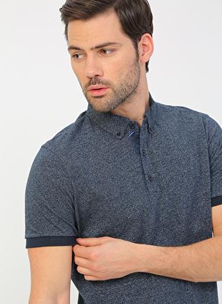 Fabrika Comfort Lacivert Polo T-Shirt