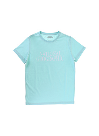 National Geographic Mint T-Shirt