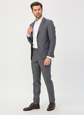 Beymen Business Gri Takım Elbise