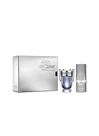 Paco Rabanne Invictus Edt 100 ml Parfüm Set