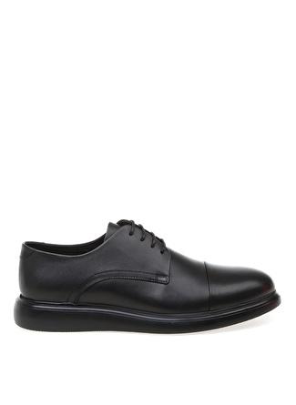 Cotton Bar Siyah Günlük Ayakkabı