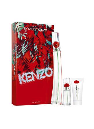 Kenzo Flower By Kenzo Parfüm Set