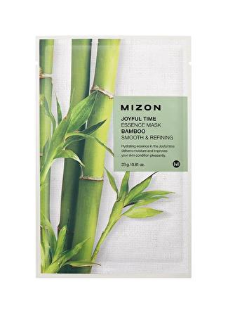 Mizon Joyful Time Essence Mask Bamboo -Bambu Maskesi