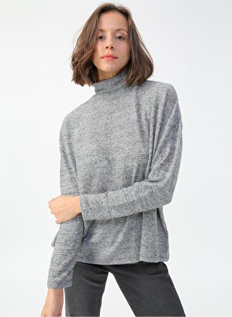Loft Gri Sweatshirt