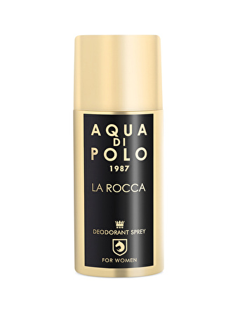 Aqua di Polo 1987 La Rocca Deodorant Sprey Kadın 150 ml