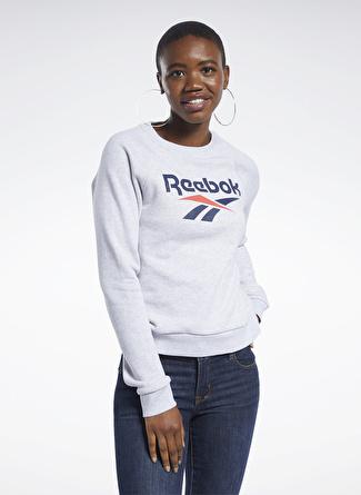 Reebok FN2739 Cl F Vector Crew Sweatshirt