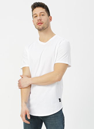 Only & Sons Beyaz T-Shirt
