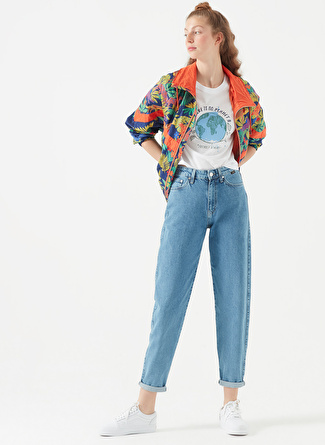 Mavi Nına Lt Blue Denim Denim Pantolon