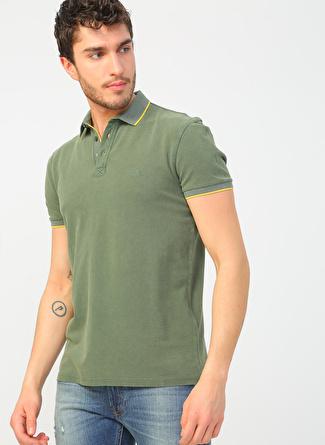 Mavi Haki Polo T-Shirt