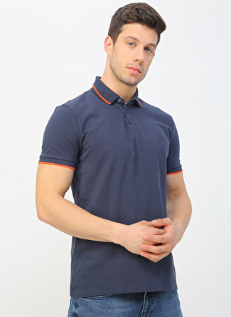 Mavi Koyu Lacivert Polo T-Shirt