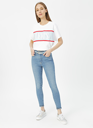 Levi's Mavi Denim Pantolon