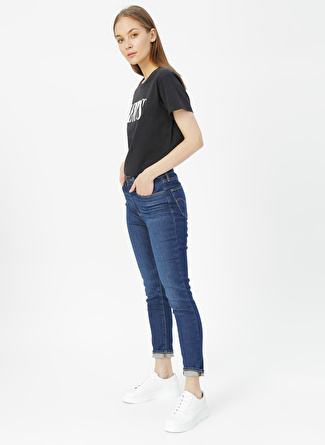 Levi's Mavi 721 Denim Pantolon