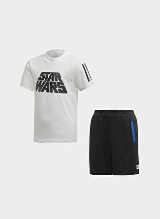 Adidas FM2869 Star Wars Summer Set Erkek Çocuk Eşofman Takımı
