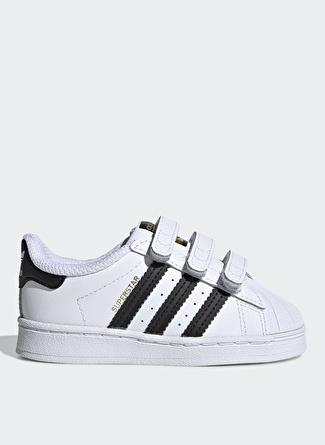 Adidas EF4842 Superstar Cf I Bebek Yürüyüş Ayakkabısı